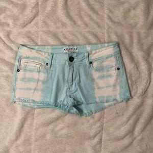 EUC Bullhead Denim Co. short shorts